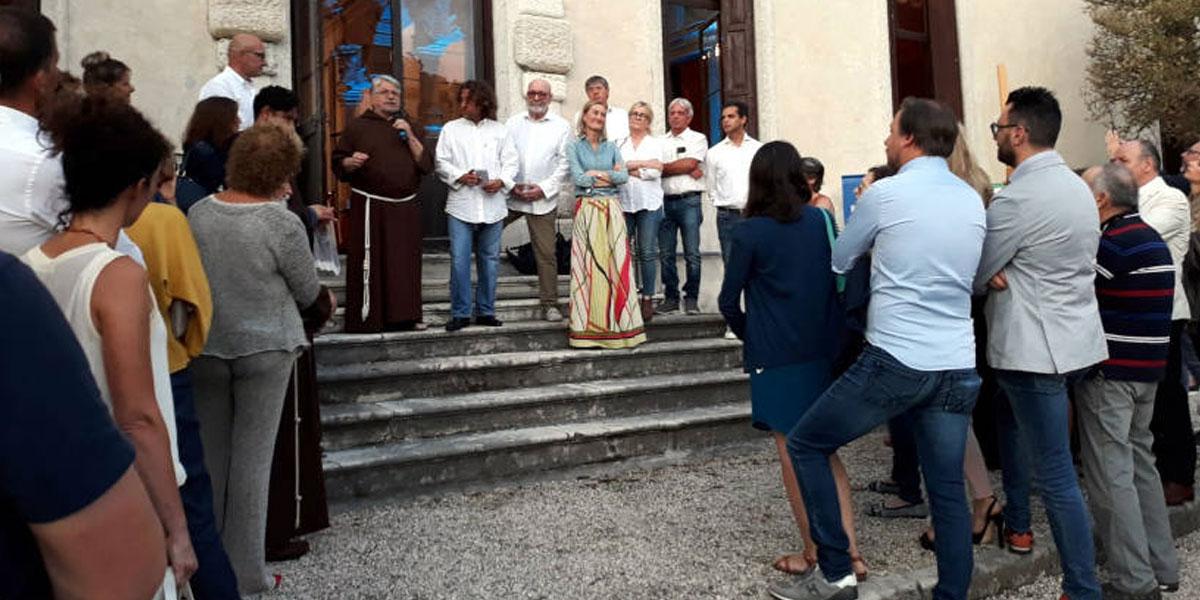 2019 – Raccolta contributi a favore dei frati del Convento di San Sebastiano