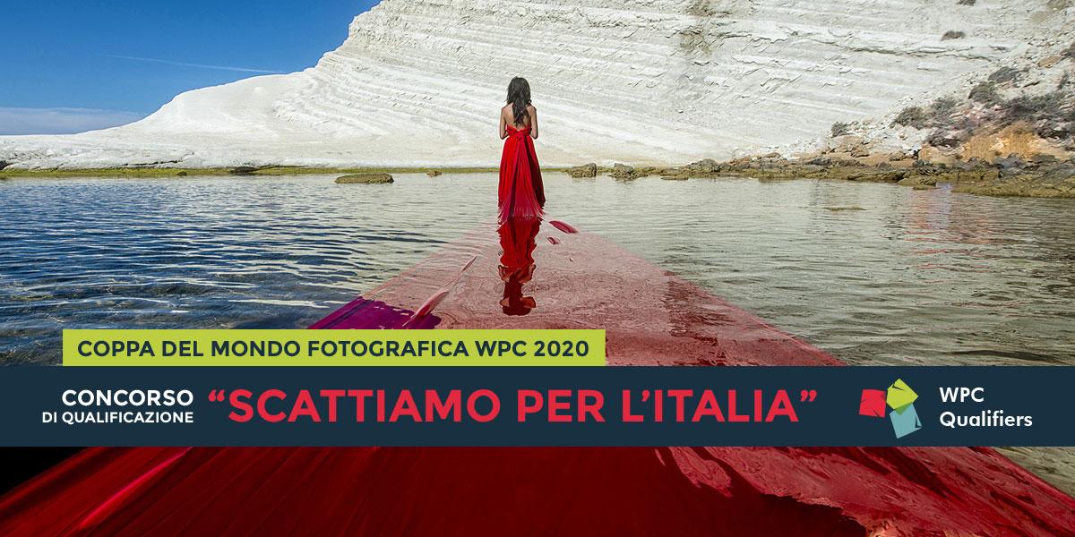 Coppa del Mondo Fotografica WPC 2020