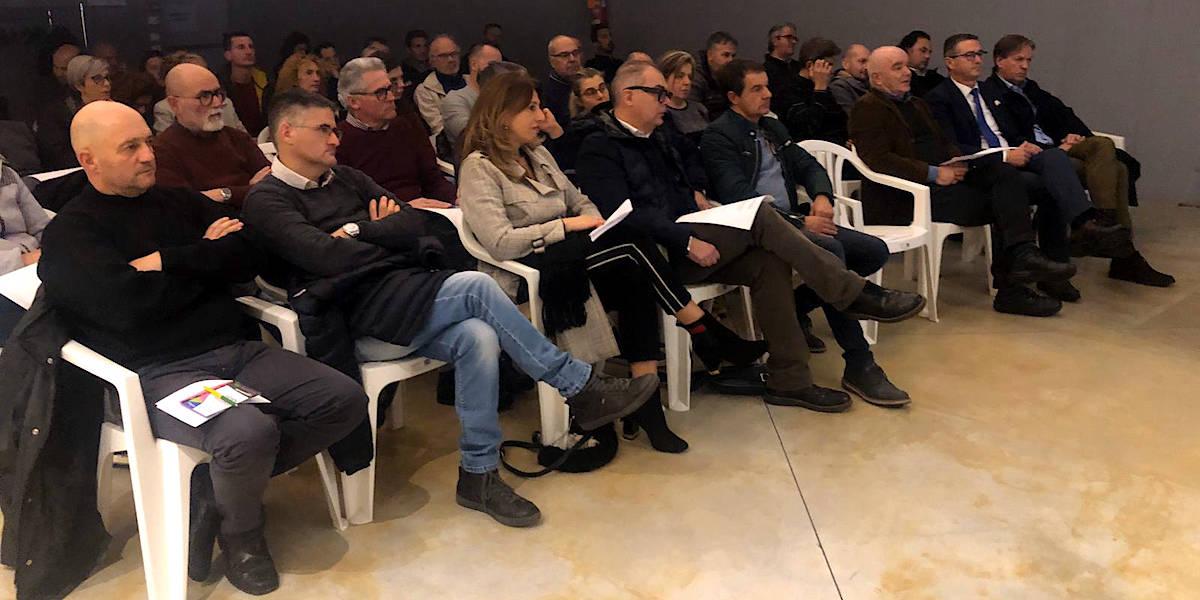 Giovani e imprese, incontro dei consigli di Arsiero, Malo, Schio e Thiene