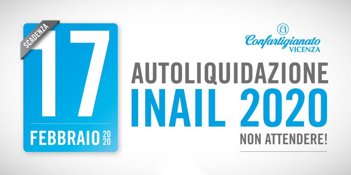 Autoliquidazione INAIL 2020