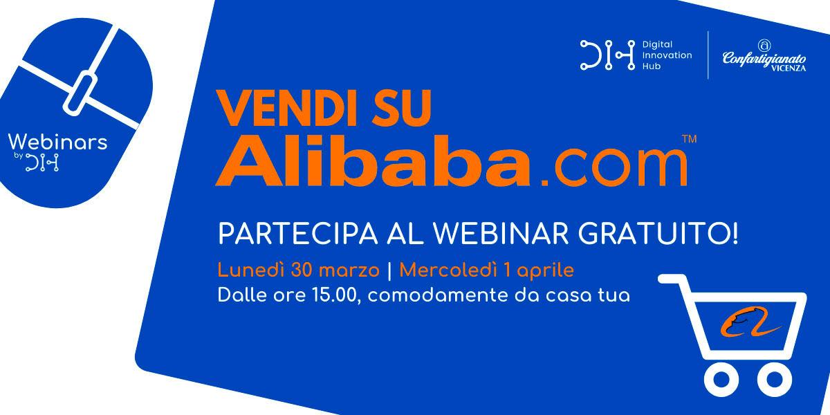 Vendi su Alibaba.com