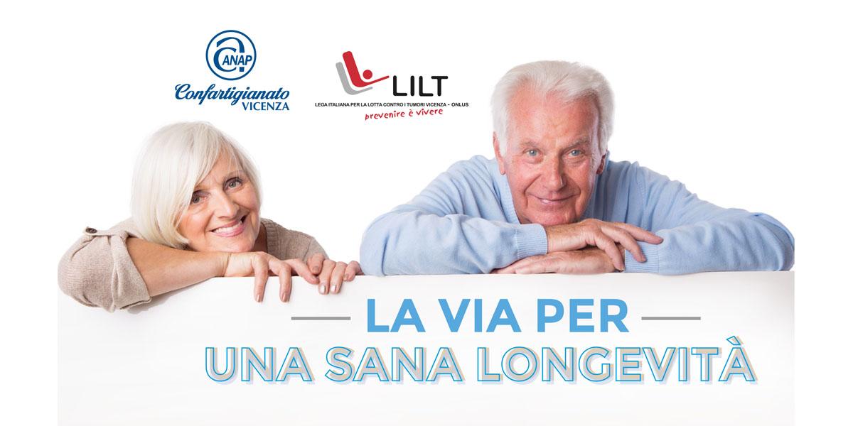 La via per una sana longevità
