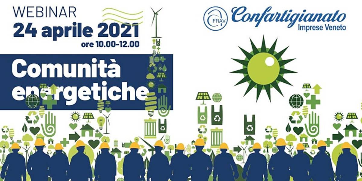Comunità energetiche – La tecnologia che favorirà la transizione verso produzione/consumi più sostenibili