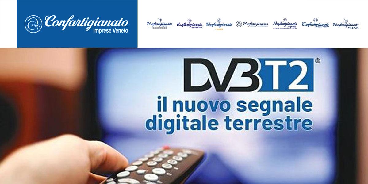 DVBT2 il nuovo segnale digitale terrestre