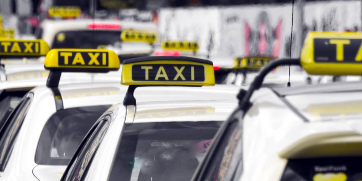 Anche Vicenza ha aderito alla Giornata nazionale di Mobilitazione Taxi
