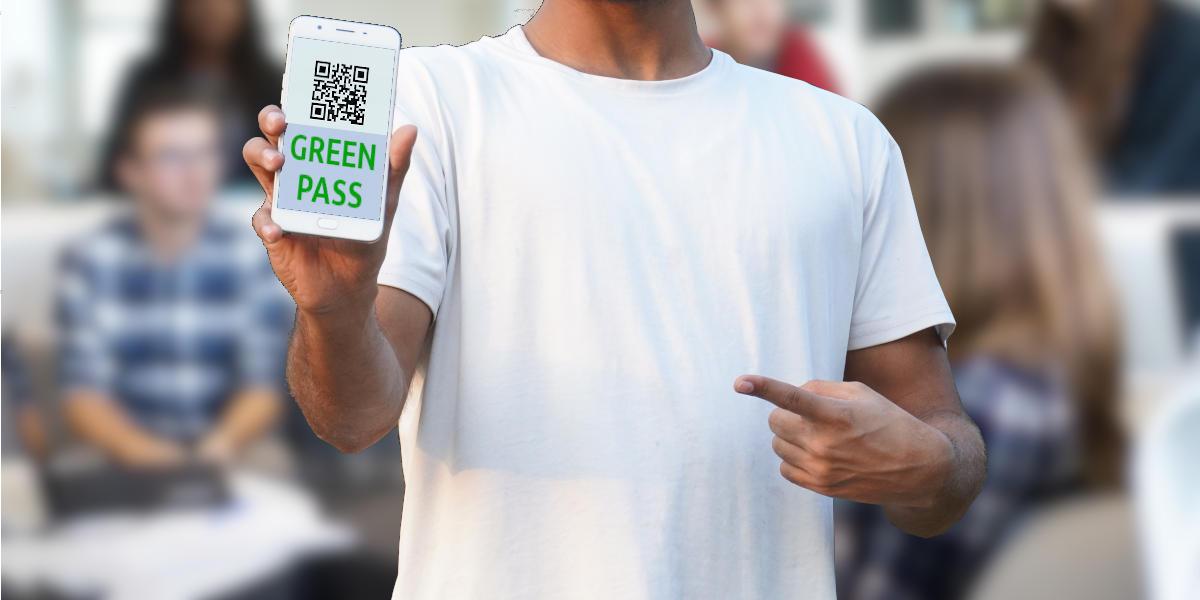 Il Green Pass entra nei luoghi di lavoro, pubblici e privati